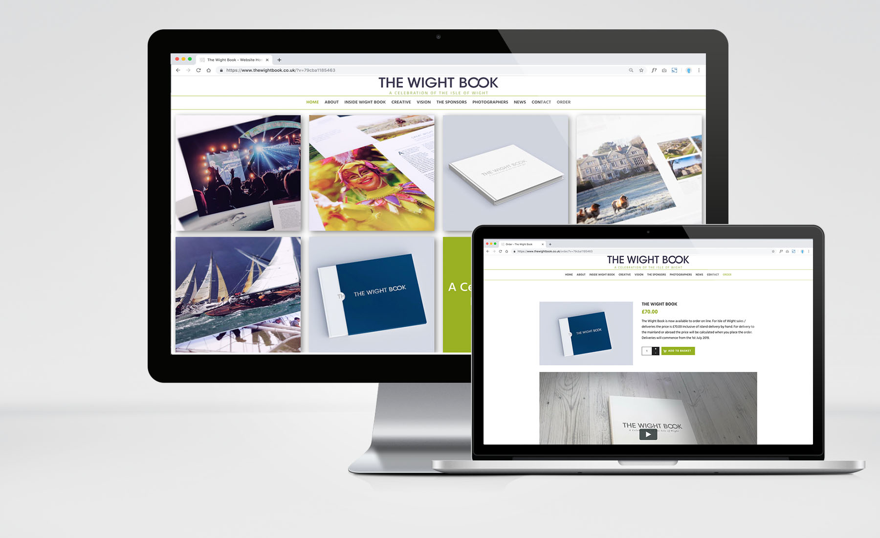 The Wight Book – Website